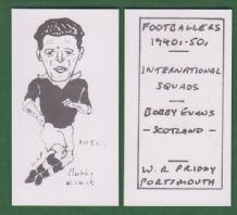 Glasgow Celtic Bobby Evans Scotland 1051 (Int)